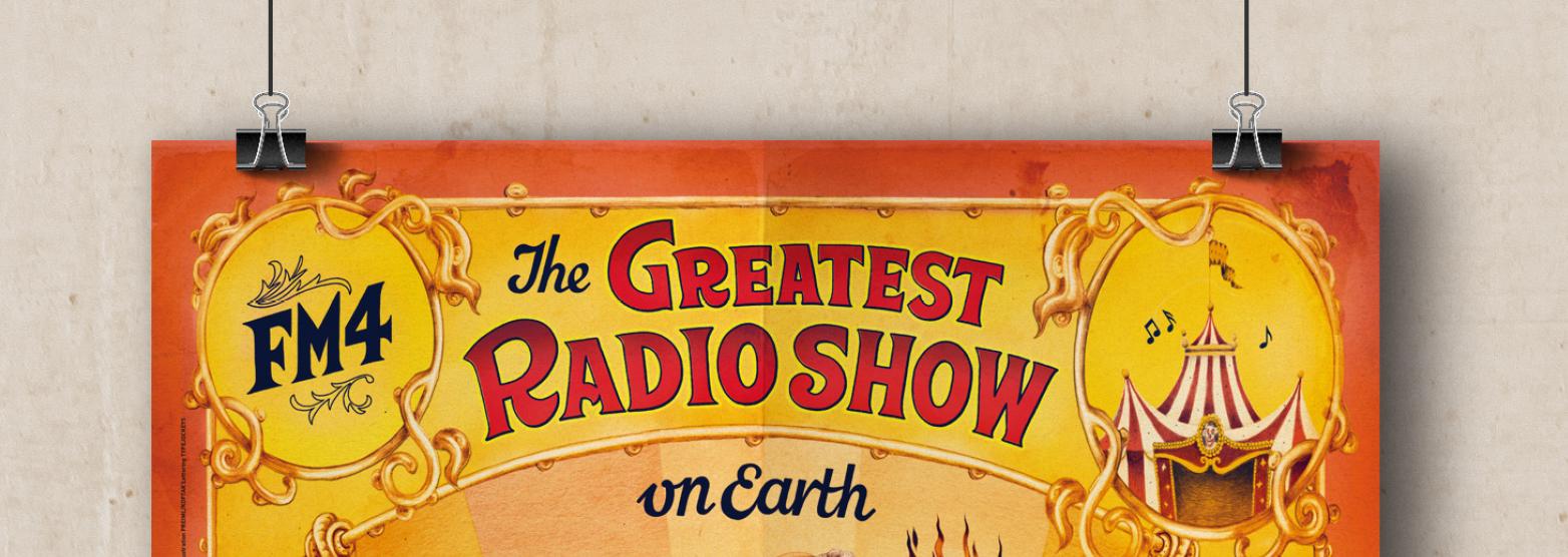 FM4 greatest radio show